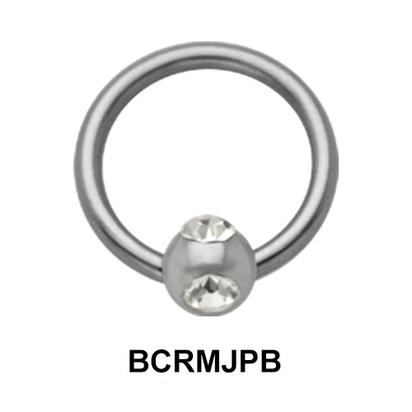 Basic Face Piercing BCRMJPB