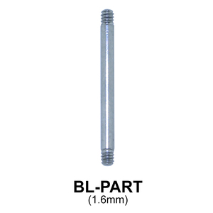 Surgical Steel Barbell Part BL-PART