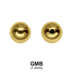 Gold Plated Micro Ball Basic GMB (1.2)