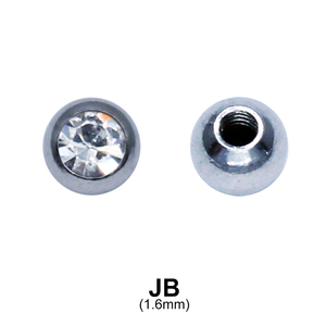 Jewelled Ball Basic Part JB
