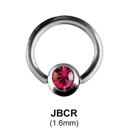 Basic Face Piercing JBCR
