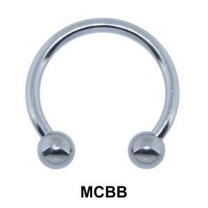 Micro Circular Barbells Ball Basic Piercing MCBB
