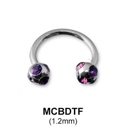 Basic Face Piercing MCBDTF