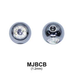 Micro Jewelled Ball BCR MJBCB