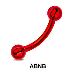 Red Steel Banana Ball ABNB
