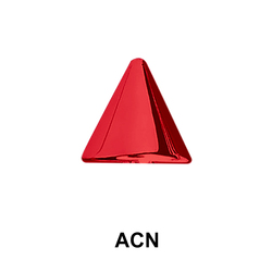 Red Surgical Steel Corn Part ACN