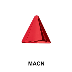Red Surgical Steel Micro Corn Part MACN