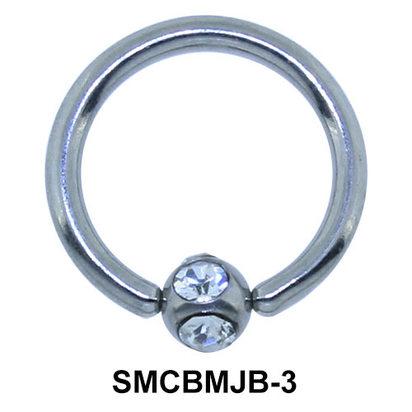 Basic Belly Piercing SMCBMJB