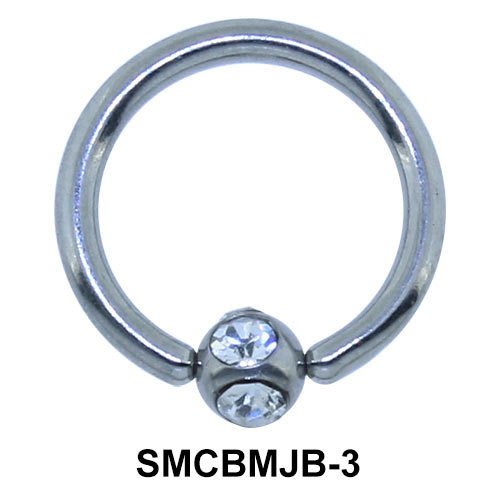 Basic Belly Piercing SMCBMJB