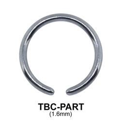 G23 Basic Part Titanium TBC-PART