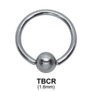 G23 Basic Titanium Face Piercing TBCR