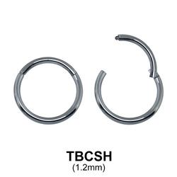 G23 Titanium Segment Ring TBCSH 1.2mm