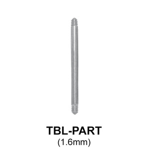 G23 Basic Part Titanium TBL-PART