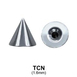 G23 Cone Basic Titanium Part TCN