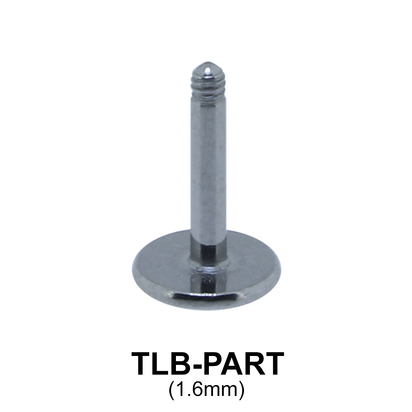 G23 Basic Part Titanium TLB-PART
