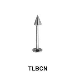 Basic Titanium Labret Cone TLBCN