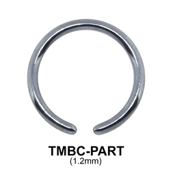 G23 Basic Titanium Part TMBC-PART (1.2mm)