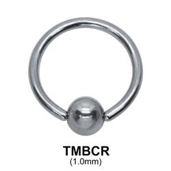 G23 Basic Titanium Face Piercing TMBCR (1.0)