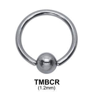 G23 Basic Titanium Face Piercing TMBCR (1.2)