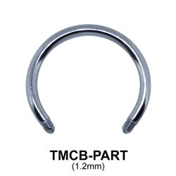 G23 Basic Part Titanium TMCB-PART