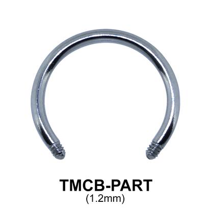 G23 Basic Part Titanium TMCB-PART