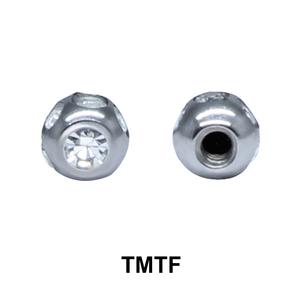 G23 Micro Tiffany Ball Basic Titanium Part TMTF