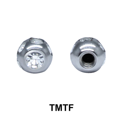 G23 Micro Tiffany Ball Basic Titanium Part TMTF