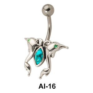 Belly Piercing AI-16