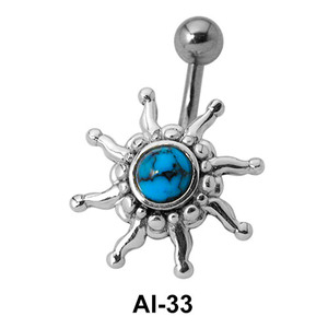 Belly Piercing AI-33