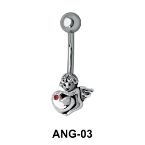 Cute Belly Angels Piercing ANG-03