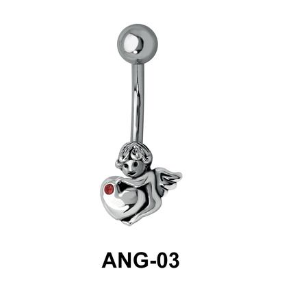 Cute Belly Angels Piercing ANG-03
