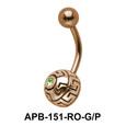 Belly Piercing APB-151