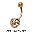 Belly Piercing APB-152