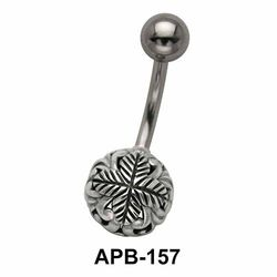 Ball Shaped Belly Piercing APB-157