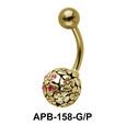 Flora Ball Belly Piercing APB-158