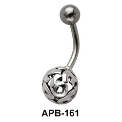 Beautiful Ball Design Belly Piercing APB-161