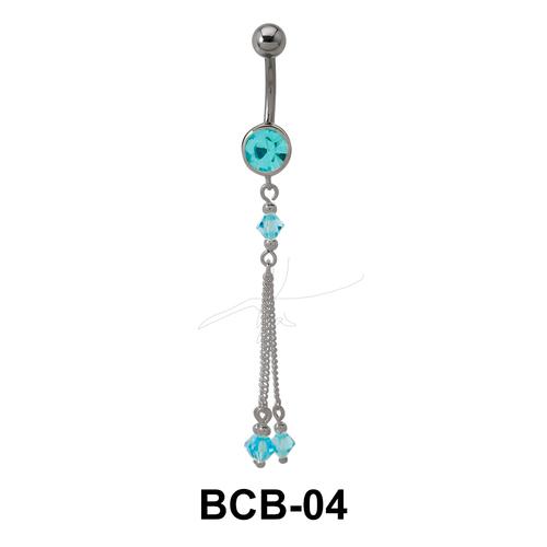 Dangling Belly Piercing BCB-04
