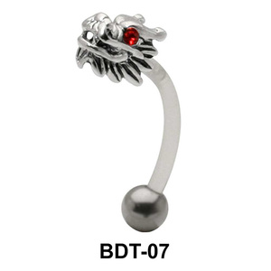 Dragon Shaped Belly Touch BDT-07
