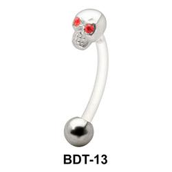 Skull Belly Touch BDT-13