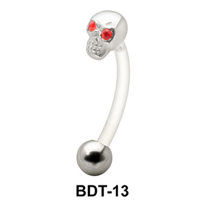 Skull Belly Touch BDT-13