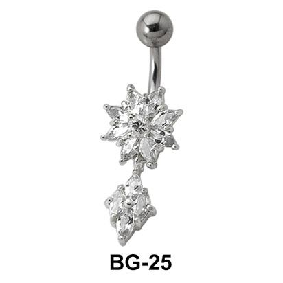 Belly Piercing BG-25