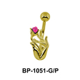 Rose in Hand Holy Hand BP-1051