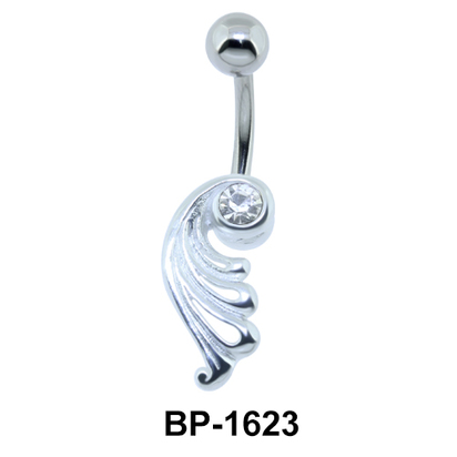 Stone Set Belly Piercing BP-1623