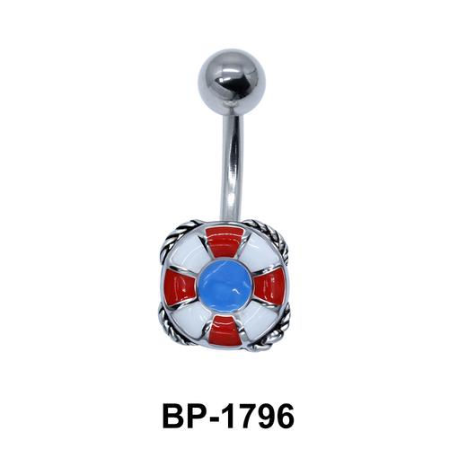 Life Ring Belly Piercing BP-1796