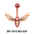 Bee Belly Piercing BP-1912