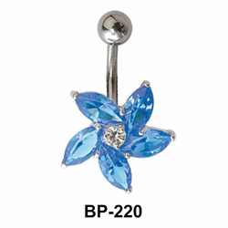Floral Belly Piercing BP-220