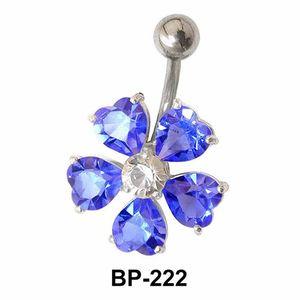 Stony Flower Belly Piercing BP-222