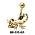 Lizard Belly Piercing BP-356