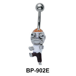 Children Figure Belly Piercing BP-902E