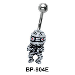Funny Mummy Belly Piercing BP-904E